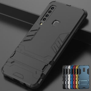 Shockproof-Hybrid-Armor-Case-Back-Cover-For-Samsung-Galaxy-A6-A8-Plus-A7-A9-2018