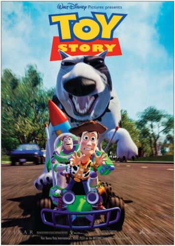 Toy Story Classic Large Movie Poster Print