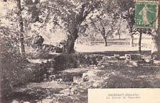 ARCENANT la source du racordon timbrée 1920