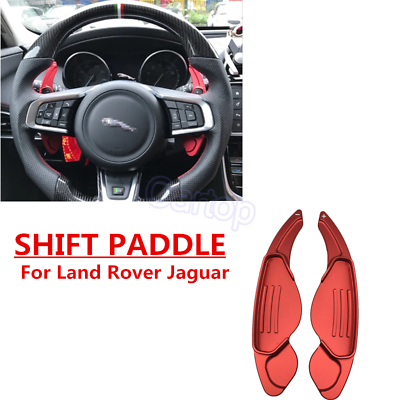 Steering Wheel Shift Paddle Blade Shifter Extension for Jaguar Land Rover B2