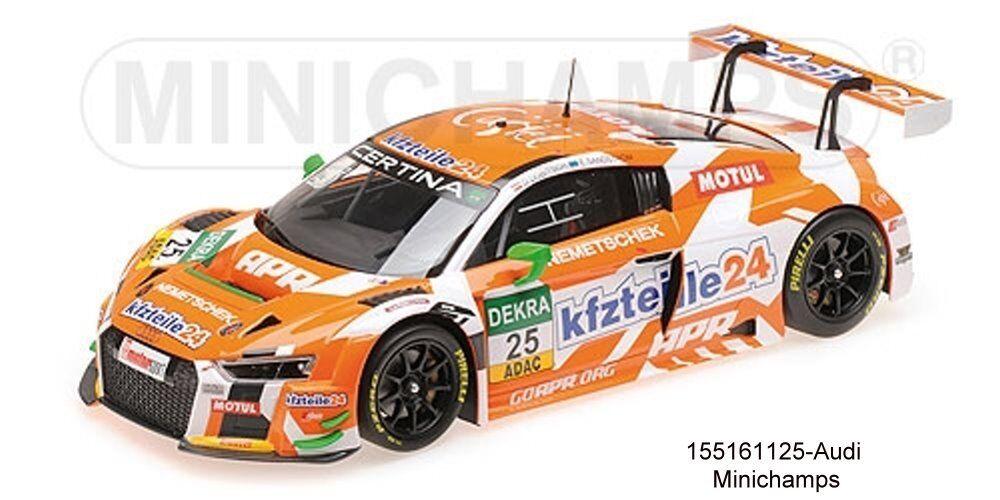 Minichamps 155161125-i R8 Lms – Kfzteile 24   Apr Motorsport – Dobitsch