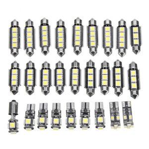 27x-Weiss-LED-Innenraumbeleuchtung-Birne-Set-fuer-W211-Mercedes-Benz-E-Klass-02-08