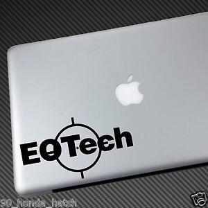 EOTech VINYL STICKER DECAL shirt 512 xps2 552 magnifier optics sight laser g33