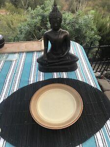 Mikasa-Bob-Van-Allen-Village-Potter-Sandstone-8-1-4-Stoneware-Salad-Plate