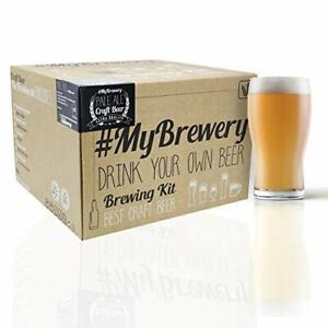 #Cervezanía Kit per Fare la Birra Artigianale. Stile Pale Ale. 5 Litri. (a7g)
