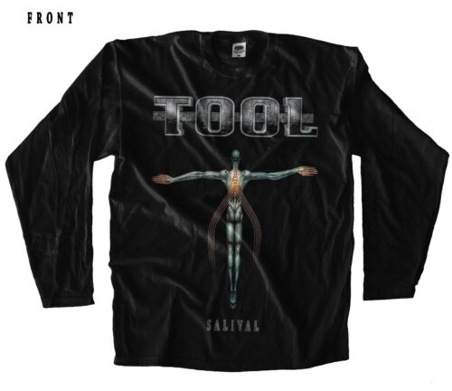 Salival American rock band-T-shirt LONG SLEEVE-sizes:S to XXL TOOL