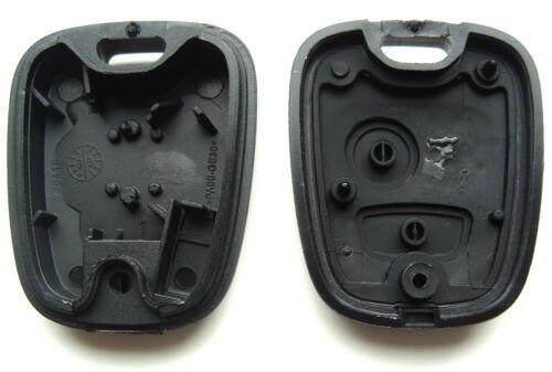 Blank Key Blade For Peugeot Boxer Expert Partner 2 Button Remote Key Fob