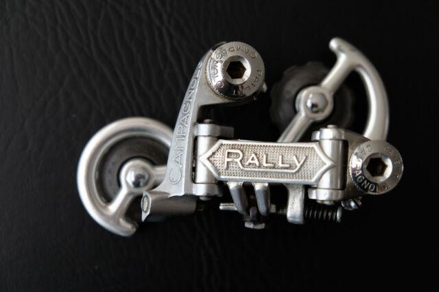 Campagnolo Rally Rear Derailleur - 1st Generation Vintage