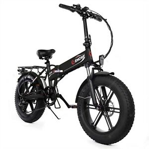 Engwe-EP-2-Upgrade-Version-500W-Folding-Fat-Tire-Electric-Bicycle