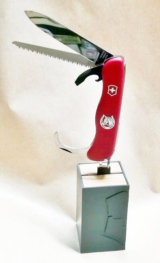Victorinox coltellino svizzero multiuso Equestrian,V0.8583,con pulisci zoccoli