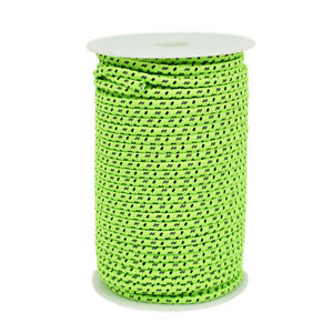 50m Reflective Rope Paracord Cord Outdoor Gear Lanyard 1 Inner Strand Core B7F1