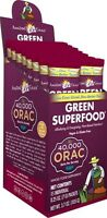 Orac Green Superfood Box Of Packets -(15 X 7 Gm Singles) Amazing Grass Box Of 15