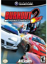 Burnout 2 Point Of Impact Nintendo Gamecube - Game Only