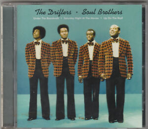 THE-DRIFTERS-CD-Album-SOUL-BROTHERS