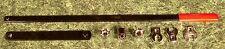 8pc Vehicle SERPENTINE BELT TOOL KIT crow foot socket wrench fan 13 14 15 16 18m