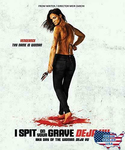 I Spit on Your Grave: Deja Vu NEW DVD 810017880324   eBay