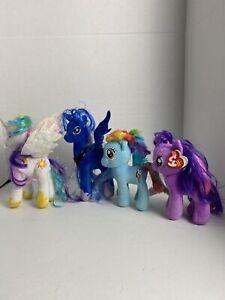 My Little Pony Lot Of 4 Ebay