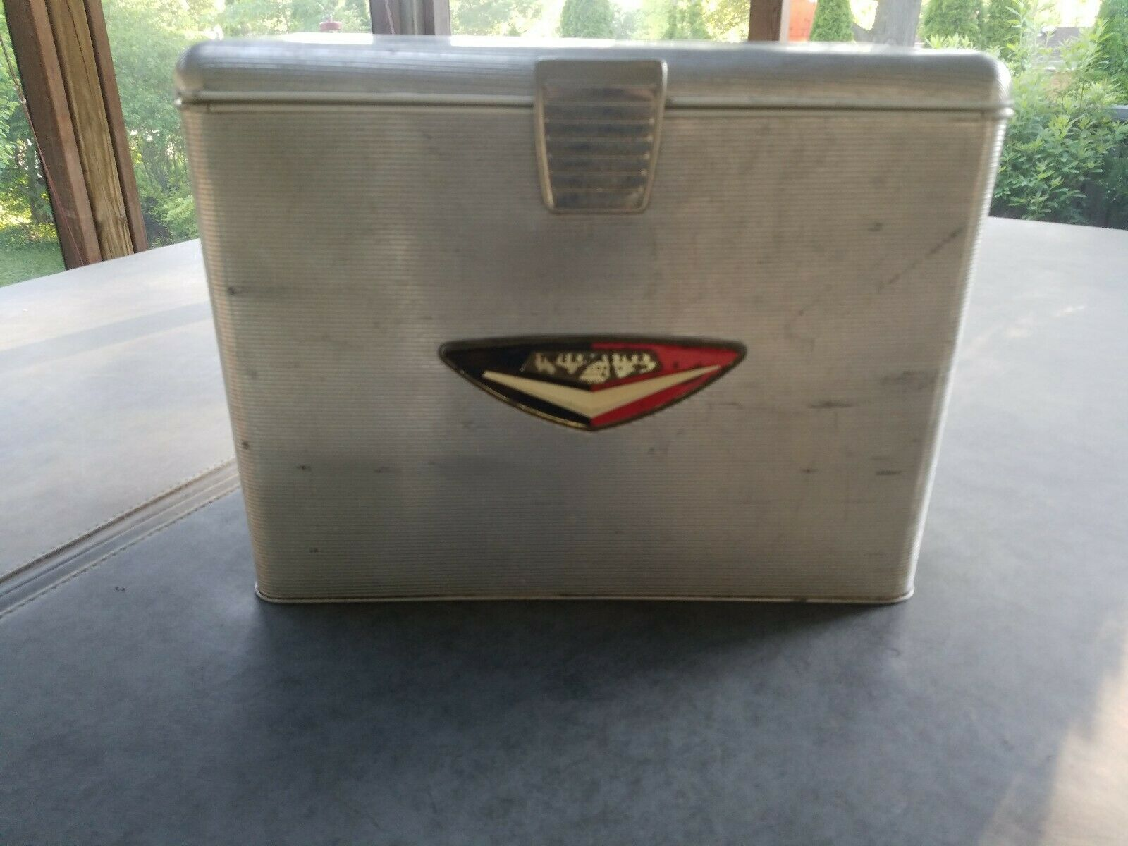 Polgoldn Thermaster All-Ribbed Aluminum  Cooler  Excellent Vintage Condition  everyday low prices