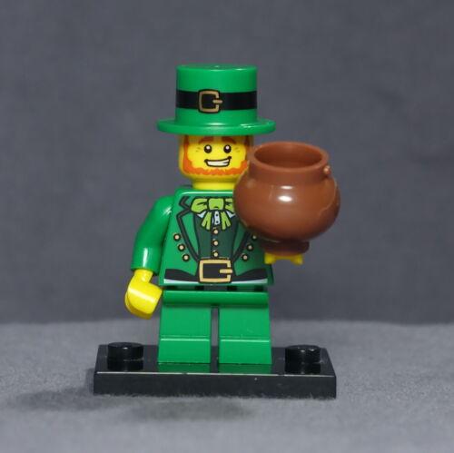 "LEGO 8827 Minifigure Series 6 /""Leprechaun/"""