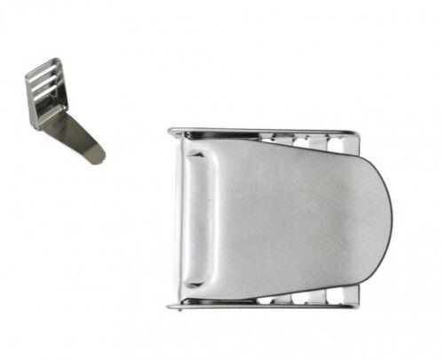 Gurtschnalle Hebelgurtschnalle Edelstahl  40mm  ARBO-INOX