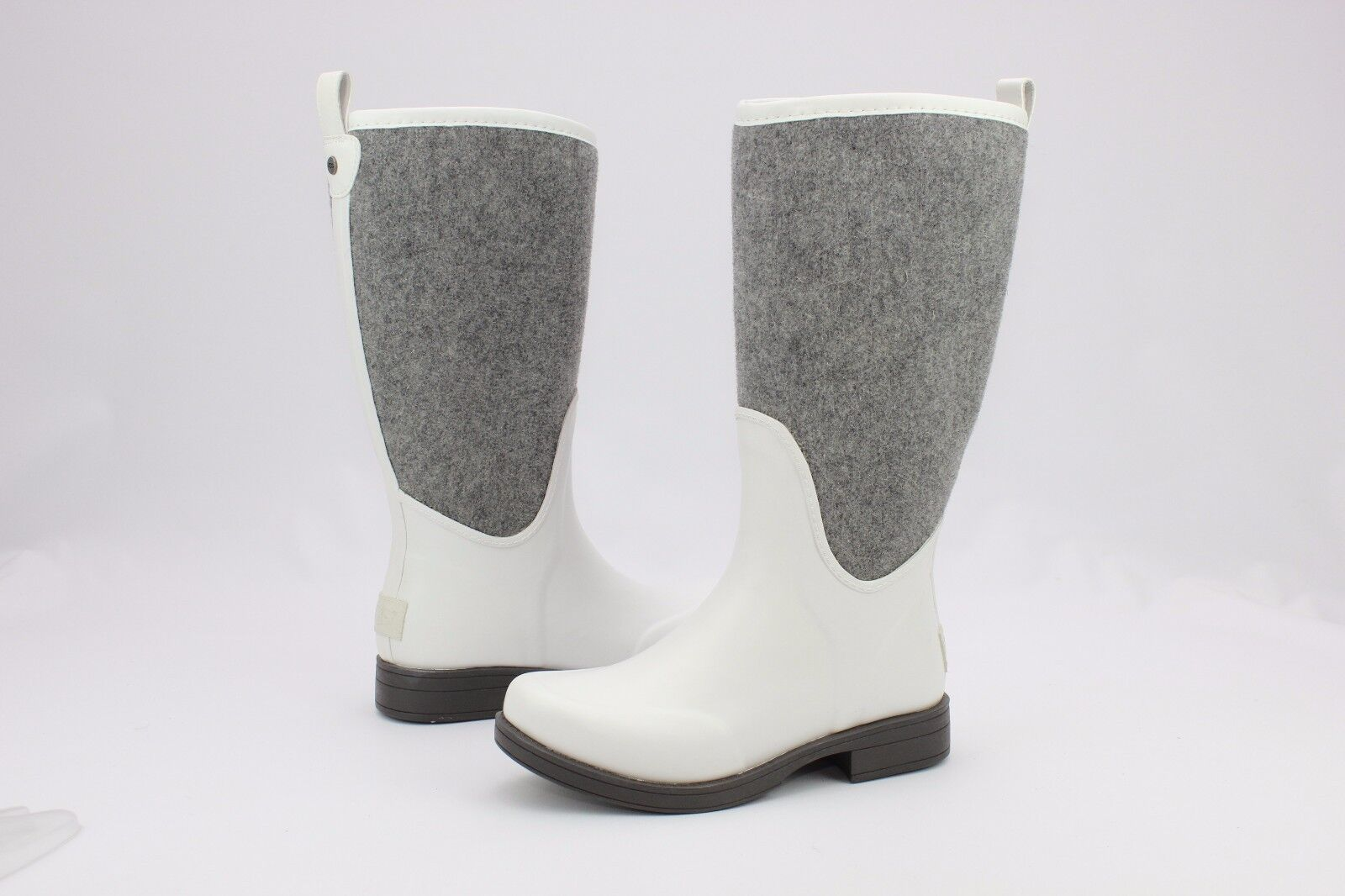 UGG Reignfall Wool Synthetic White Tall