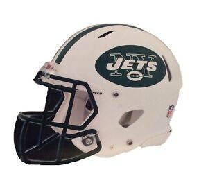 f76c1034 Details about NEW YORK JETS Fathead/Poster NFL TEAM HELMET 17