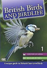 British Birds Vol.1 (DVD, 2007) Brand New and Sealed