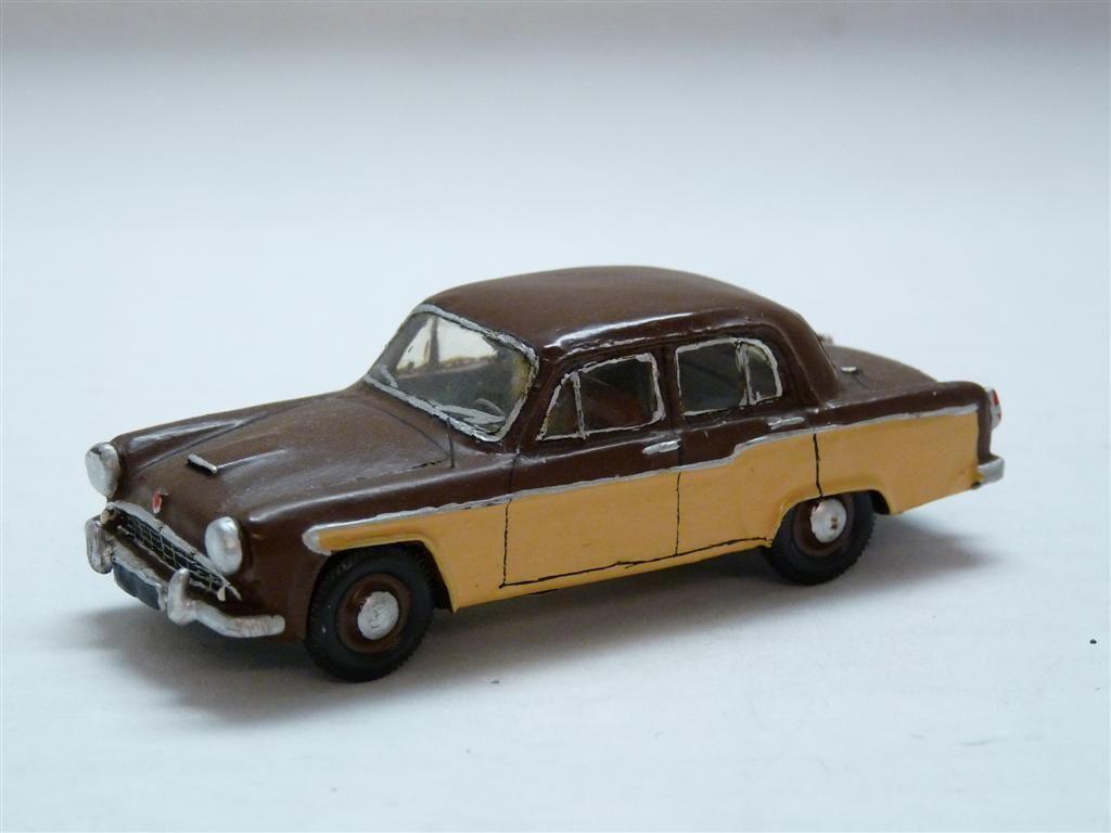 venta mundialmente famosa en línea RD Marmande 1 43 1958 Ruso Ruso Ruso Moskvitch 407 coche modelo único hecho a mano hecho a mano  barato en alta calidad