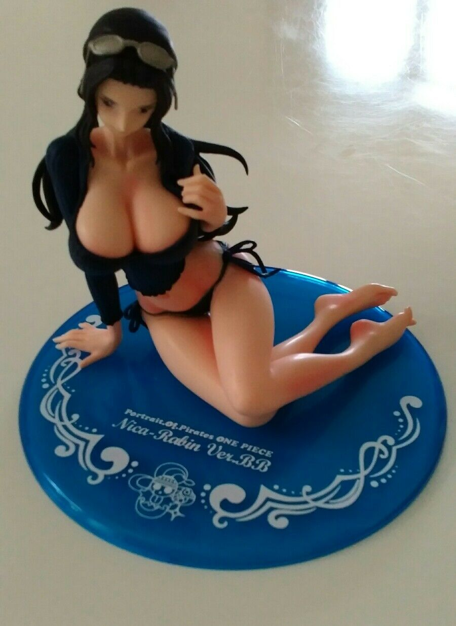 Figurine sexy girl manga japanimation nico robin one piece