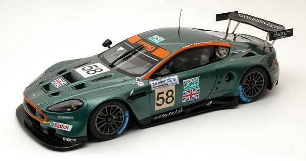 Aston Martin Dbr 9  58 Lm 2005 1 24 Model S2402 SPARK MODEL