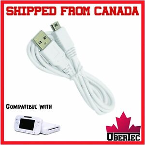 USB-Charger-Cable-For-WII-U-Gamepad-Controller-Data-WIIU-Game-Pad-Charge-Cable