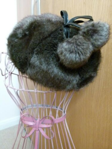 berretto pelliccia berretto Cappello per per sintetica Berrley di in Berrley stile HarrisNew kuZOiXPT