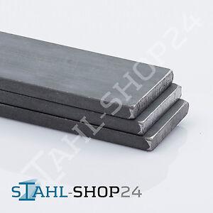 Flachstahl Flacheisen Flachmaterial Bandstahl 80 mm bis 160 mm breit