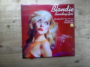 Blondie-Sunday-Girl-Original-1979-SEALED-12-034-Single-Vinyl-Record-CHS-12-2320