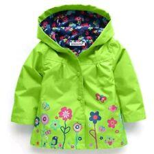 6ac420fe6 item 2 Rain Coat Jacket Windbreaker Hooded Baby Girl Winter Fall Raincoat  12M-6Y -Rain Coat Jacket Windbreaker Hooded Baby Girl Winter Fall Raincoat  12M-6Y