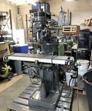 Lk Supermax 9 X 42 8 Speed Vertical Milling Machine Pathfinder Dro