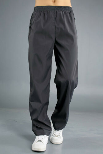 Men Casual soft Breathable Quick Drying Pants Sports Long Trousers Running L-4XL