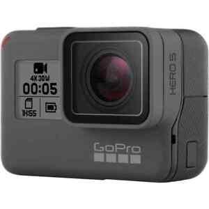 GoPro-CHDHX-502-Hero5-Black-Action-Camera-Waterproof-Black-New