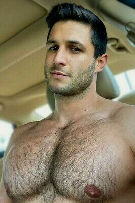 Big Hairy Male