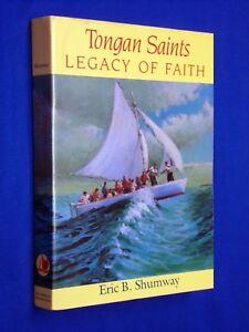 1991-Tongan-Saints-Legacy-of-Faith-Mormon-LDS-Tonga-Eric-B-Shumway-EXCELLENT