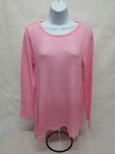 Women-039-s-Large-Chelsea-amp-Theodore-Long-Sleeve-Sweater