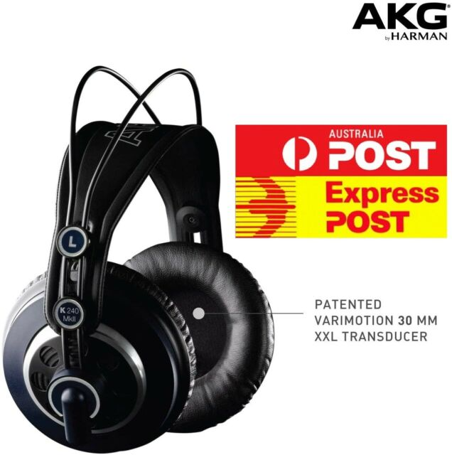 *BRAND NEW* AKG K240 MK II Semi-Open Studio Headphones | Shipped from VIC