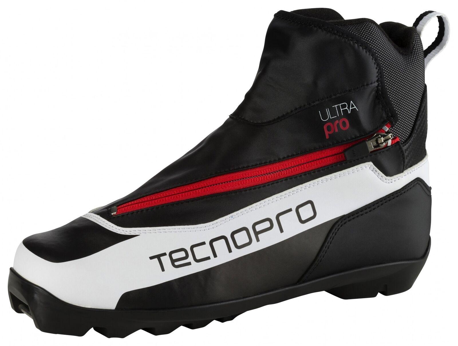 Tecnopro Ll-Zapato Ultra pro Hombre Botín botas Esquí de Fondo Zapato Del