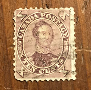 Canada-Stamps-Collection-Scott-17-Used-CV-175-H