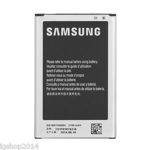 Batterie-authentique-pour-Galaxy-Note-3-NEO-EB-BN750BEBECWW-batterie-3-100-MAH
