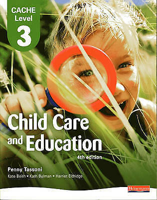 1 of 1 - CACHE Level 3 in Child Care and Education Student Book by Pearson Education...