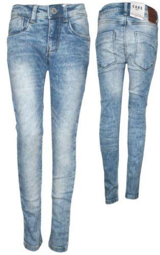 Nuovi Jeans Skinny in esterni Blue sballare denim superstretch larghezza normale CARS Mona