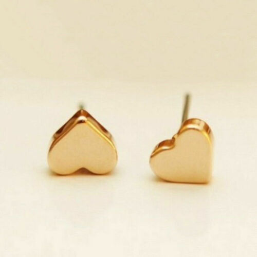 Fashion Women/'s Girl 925 Silver Plated Earrings Cute Ear Stud Jewelry Gifts