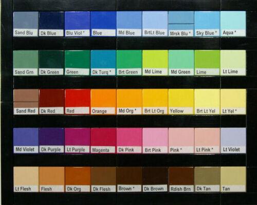 Choose Color /& Quantity Lego Wedge Aile 16x2 2x16 30382