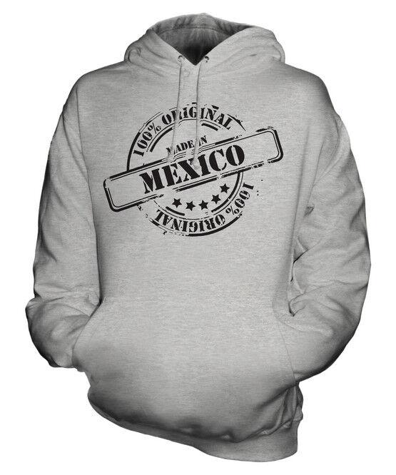 MADE IN MEXICO UNISEX HOODIE  Herren Damenschuhe LADIES GIFT CHRISTMAS BIRTHDAY 50TH